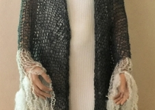 Angel's Touch 1, omslagdoek, € 290,--