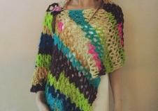 Morning Celebration 1, shawl, € 220,--