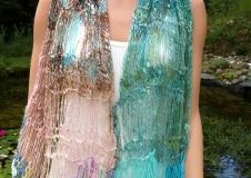 Water Chrystals top, diverse materialen