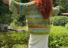Bohemian Birth 3, Big Sweater, € 460,--