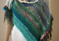 Najade's Journey 2, shawl/skirt, € 260,--